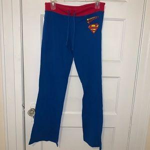 Superman pajamas